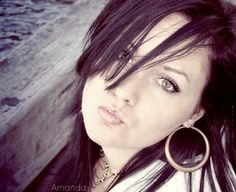 Buy '~ Amanda ~' by Donna Keevers Driver as a Greeting Card. My firstborn Amanda ~ 28 Just for fun :) Amanda, Hoop Earrings, Photography, Faces, Fashion, Moda, Photograph, Fashion Styles, Fotografie