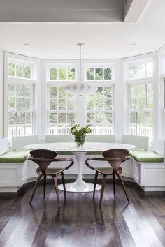 Luminous update to Massachusetts home encourages family intimacy