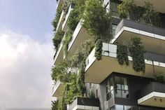 Gallery of Bosco Verticale / Boeri Studio - 6