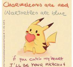 Poem cute pokemon love