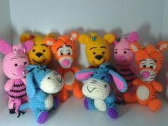 Winnie the Pooh crochet ;)