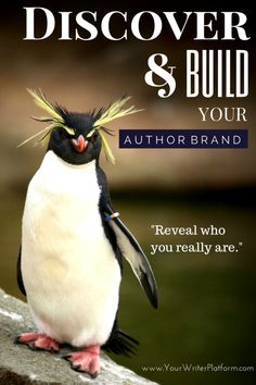Discover and Build Your Author Brand | Your Writer Platform