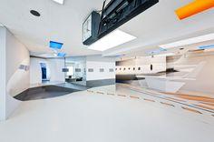 Flight Simulation Center - Stuttgart, Germany