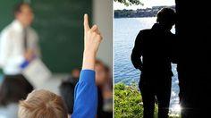 Antalet sjukskrivningar med psykiska diagnoser ökar bland både grundskolelärare och gymnasielärare. Holding Hands, Depression