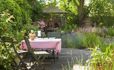 12 Ideen für Sitzplätze im Garten
