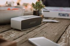 Bose is one of our favorite brand for music systems for a long time. If you need a crispy, clear, loud, deep and wireless music, Bose SoundLink Mini 2 is a better option to go for.