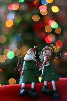 Christmas conversation