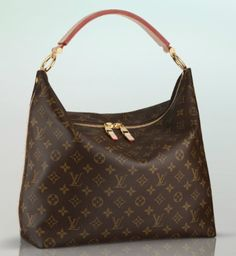 Louis Vuitton Sully I love it! ...but would I ever be able to spend $1000+ on a purse?!