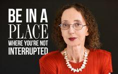 Joyce Carol Oates Has The Most Inspiring Writing Advice For Authors