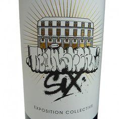 Special Cuvée Transfert 6 #graffiti #streetart #limitededition #wineLabel #wineandart #monicordxtransfert Street Art, Etiquette, Designs To Draw, Bordeaux, Graffiti, Objects, Drawings, Wine, Bordeaux Wine