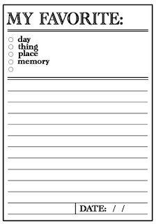 :-) Melindascrap: Free journal cards