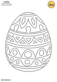 Easter Tracing and Coloring Pages for Kids - Free Preschool Printables and Worksheets, Fine Motor Skills Practice - Easter bunny, eggs, chicks and more on BonTon TV - Coloring books Easter Bunny Colouring, Easter Coloring Pages, Coloring Sheets For Kids, Colouring Pages, Coloring Books, Free Coloring, Easter Templates, Easter Printables, Preschool Printables