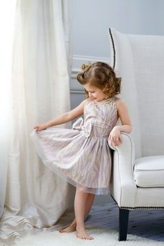 Haven Dress Sewing Pattern | Violette Field Threads