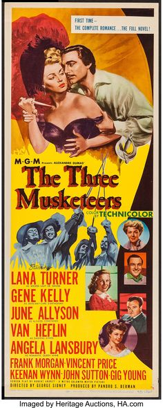 The Three Musketeers (MGM, 1948)