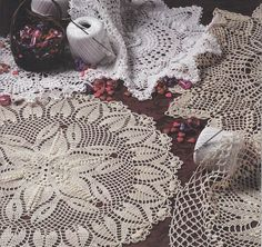 Doilies Crochet Patterns I guess im old at heart I love doilies