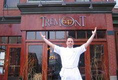 Meet Chef Andy Husbands, if you are in the Boston area go to taste his amazing food at Tremont 647