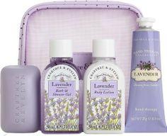 Crabtree & Evelyn Lavender-prior scent