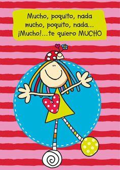 Muchoooooooo. Buenos dias