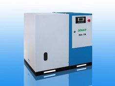 DENAIR Standard Oil-injected Screw Air Compressor Model: DA-7 Working Pressure(Mpa): 0.75 Air Delivery(m3/min): 1.23 Voltage and IP Grade: 380V IP54 Starting Method: Belt/Air Cooling Noise: 62±2 Dimensions LxWxH(mm): 800x800x900 Weight(kg): 350 Outlet Pipe Diameter: G3/4 EEI: EEI2 Qualification And Quality Certificate: GC energy-saving Certification, CE European Union standard Certification, ISO9001 the United Kingdom LRQA Certification