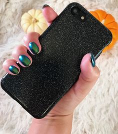 So Halloween official ✨ Black Glam Case for iPhone 7 & iPhone 7 Plus