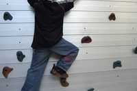 How to Build a Kids' Rock Climbing Wall (17 Steps) | eHow