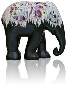 Elephant Parade – Let's paint a brighter future! » Indigenous