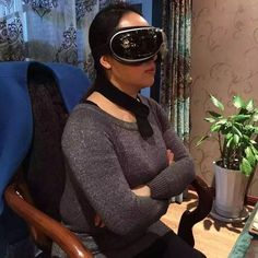 Millions of units sold in ASIA The Eye Massage, change image, improve confidence, improve vision, wrinkles remove eye bags air pressure, vibration, music, hot compress. Starting at $89