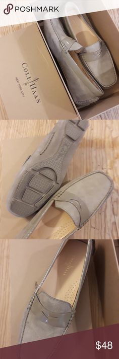 Cole Haan Penny Loafers NIB Cole Haan leather penny loafers.  Never worn.  9B Cole Haan Shoes Flats & Loafers