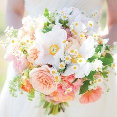 Spring Wedding Flower Guide - My Wedding Reception Ideas Blog