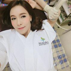 หลงจากดดไขมนมาแลวกมาทำเครองยน ยกกระชบผวคา #ผหญงอยาหยดสวยนะจะ @masterpiece_clinic by skykikijung