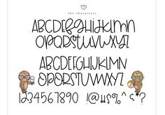 Floaties - A Cute Handwritten Font example image 13 Cute Fonts Alphabet, Cute Handwriting Fonts, Abc Font, Handwriting Alphabet, Hand Lettering Alphabet, Doodle Lettering, Graffiti Alphabet, Creative Lettering, Lettering Styles