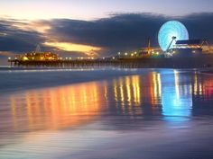 Pacific Wheel Named One Of World's 50 Coolest Places: TIMETIME For Kids released their first-ever list of the World's 50 Coolest Places in 2019, and Santa Monica's iconic Ferris wheel made the list. City By The Sea, Blog Fotografia, Pet Photographer, Ways To Travel, Travel Tips, Summer Landscape, Rest Of The World, Travel Abroad, Image Photography