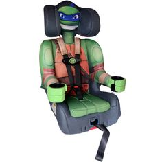 KidsEmbrace Teenage Mutant Ninja Turtles Combination Booster Car Seat Price