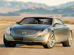 Buick concepts by GM