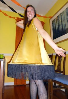 Halloween Costume Party - Leg Lamp from A Christmas Story!
