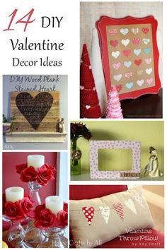 14 DIY Valentine Dec