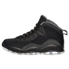 The Men\u0026#39;s Jordan Retro 10 Basketball Shoes - 310805 003 - Shop Finish Line today! Black/White/Stealth \u0026amp; more colors. Reviews, in-store pickup \u0026amp; free ...
