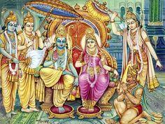 Radha Krishna Wallpaper, Radha Krishna Love, Bal Hanuman, Rama Sita, Lord Rama Images, Sri Rama, Spiritual Images, Tanjore Painting, God Pictures