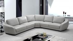 """GH -BT0780   GH -BT0780  Modern Sectional Sofa Leather Match Color option Size: 127"""" * 111"""" Depth: 38.6"""" Click for Colors Click for Prices   More Info and details"""