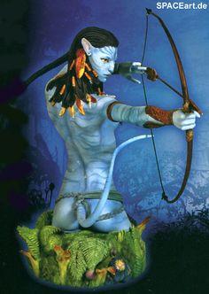 Avatar: Neytiri Büste, Büste ... http://spaceart.de/produkte/avt004.php