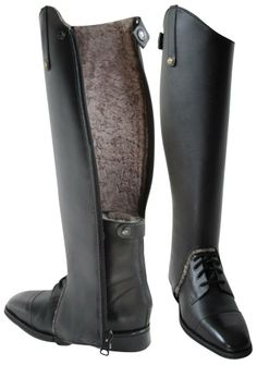 Fleece lining is available on custom half chaps and boots to keep you warm during the cold months! Custom Boots, Saddles, Dressage, Cross Country, Equestrian, Riding Boots, Shoes Sneakers, Polo, Retail