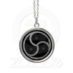 Shop BDSM EMBLEM - Pendant created by bdsm_emporium. Pendant Necklace, Drop Necklace
