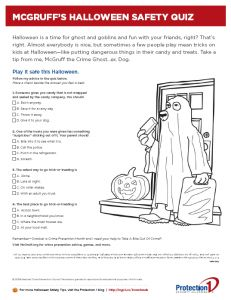 the ultimate halloween safety guide - Halloween Quiz For Kids