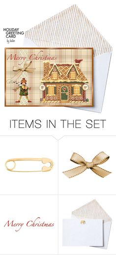 """""""Christmas Carols"""" by kateo ❤ liked on Polyvore featuring art, holidaygreetingcard, 6187 and PVStyleInsiders"""