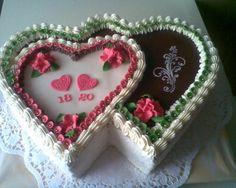 Krémové dorty Cakes, Desserts, Tailgate Desserts, Deserts, Cake Makers, Kuchen, Cake, Postres, Pastries