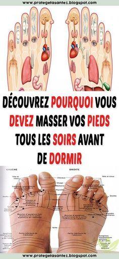 Découvrez pourquoi vous devez masser vos pieds tous les soirs avant de dormir