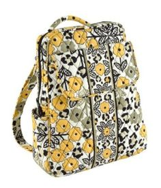 Continues thru March 10 - Welcome back the Vera Bradley Backpack. Now only $68 (save $ 23!) Shown in Go Wild. Shoe Bank, Stillwater, Oklahoma http://www.shoebankstillwater.com