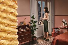 Telling Tales is a campaign designed for LZF Lamps. For this project a set of images that represent the Fifties were created, that inspired by the movie theatre from that age narrate several tales. During 2016 a serie of 6 telling tales, each with an own …