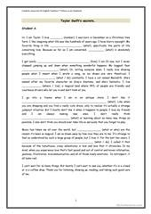 Trinity vocab summary and conversation questions worksheet - Free ESL printable worksheets made by teachers Conversation Questions, Conversation Topics, Trinity Exam, Perfect Tenses, Present Perfect, Irregular Verbs, Printable Worksheets, Summary, Esl