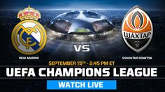 Real Madrid Vs Shakhtar Donetsk (UEFA Champions League) - Match preview - http://www.tsmplug.com/football/real-madrid-vs-shakhtar-donetsk-uefa-champions-league-match-preview/